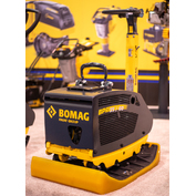 New BOMAG 2020 BPR 35/60 Reversible Vibratory Plates with STONEGUARD