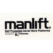 MANLIFT   Manual, ( COMPLETE  )  LR-24/26/27  MDLS  Part ASI/49847