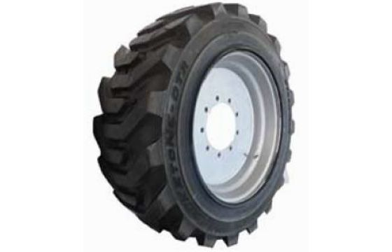 Right-Side 315/55D20 Used Take-Off Foam-Filled Tires for Genie Genie Z45/25