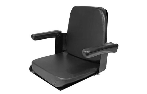 CS140-1V SEAT ASSEMBLY W/ ARM RESTS