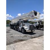 Bronto S295 HLA Boom Truck