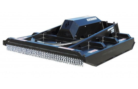"""Brush Cutter, 72"""" Extreme Duty Closed Front Hf, 27-35 Gpm 200cc"""