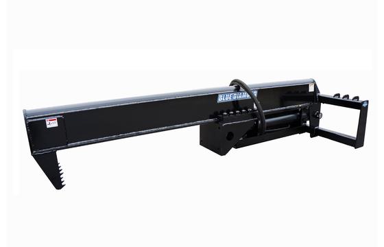 35-Ton Inverted Log Splitter for Skid Steer