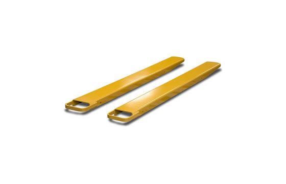 """Fork Extension - 84"""" Long, Fits 5"""" Wide Fork"""