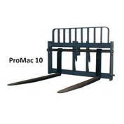 "72"" Wide Frame - Promac - 10,000 lbs. Capacity, 2.25"" Floating Shaft - Skytrak"
