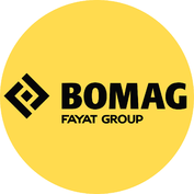Bomag Washer Kit for Wing Extensions, Qty 1 required