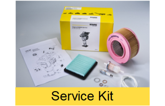 Bomag BT Series Service Kit for BT60 and BT65 Tampers