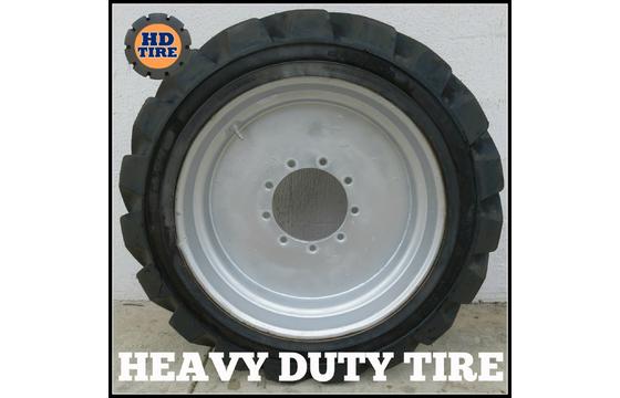 (1) New Foam Filled 355/55D625 Tire, 35555D625 Tyre JLG, Genie, Snorkel, Skyjack