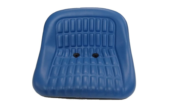 CS668-8V STEEL PAN BLUE VINYL SEAT