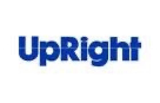 UPRIGHT Cyl Spring, ( 2X2 ) POLY  Part UPR/68720-002