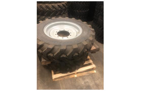Genie 8K Telehandler Foam Filled Tire Assembly