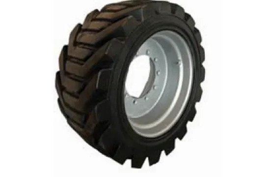 Left-Side 355/55D625 Used Take-Off Foam-Filled Tires for Genie S60 & S65 Part #77791GT