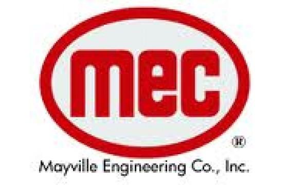MEC  RIGID CASTER w/BRAKE,  [8 IN]  116/119/125 MDLS   PART  MEC/5087