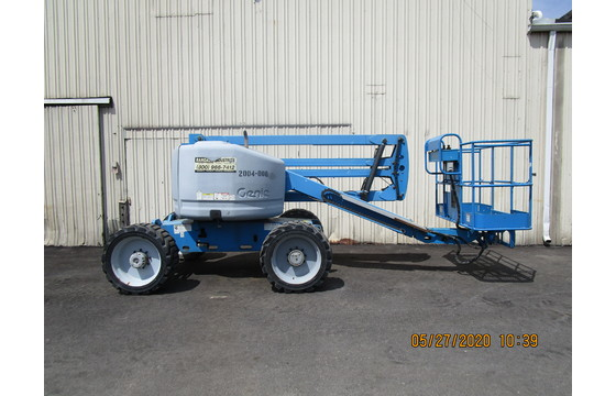 2007 Genie Z-45/25 Articulating Boom Lift