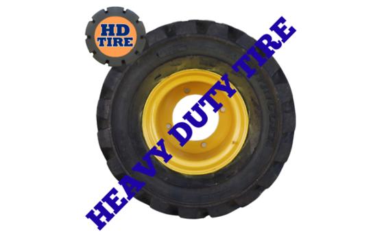 33x15.50-16.5 New OTR Foam Filled Loader Tires 331550165 Tyres x4
