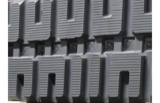450X86X60 Rubber Track - Fits Takeuchi Models: TL12V2 / TL12R2, C-Lug Tread Pattern