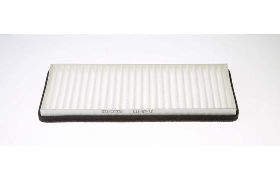 JCB Filter - Cab Fresh Air (Mini) Part 333/C7305