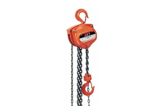 JET 5 Ton Chain Fall Hoist 10ft Lift L-90-5T-10 101550 BLOW-OUT SALE!