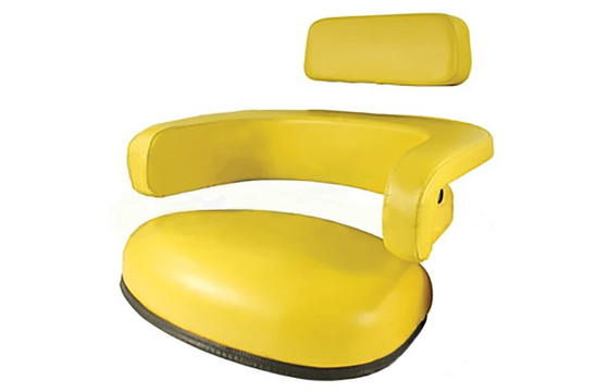 SEQ90-0213 3-PC YELLOW SEAT CUSHION SET