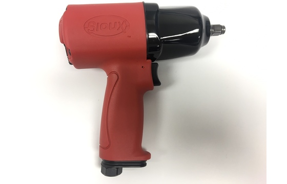 "Pneumatic 3/8"" Impact Wrench Sioux 5338A NEW Ring Style Anvil"