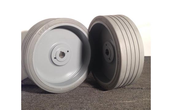 Genie X-14 Scissor Lift Solid Tire & Wheel Assembly