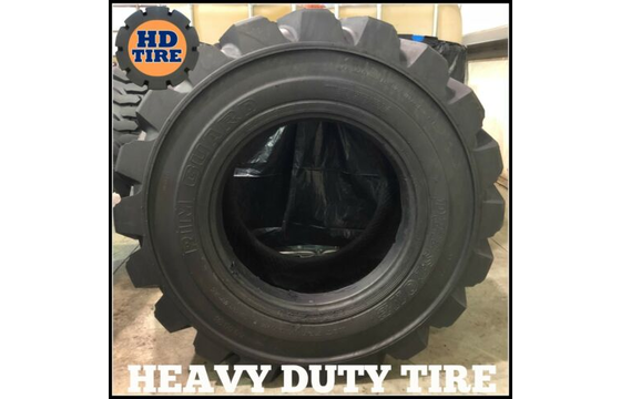 (1) 15-19.5 USED TAKE-OFF DEESTONE LOOSE 14 PLY TIRE 15X19.5 15195 TYRE
