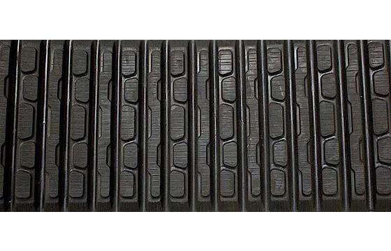 457X102X51 Rubber Track - Fits Terex Model: PT75, ASV Bar Tread Pattern