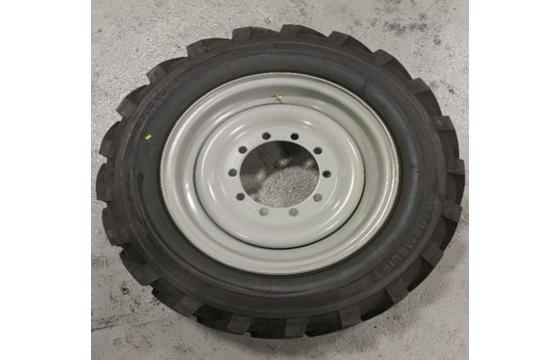 Genie 8K Telehandler Air Tire Assembly