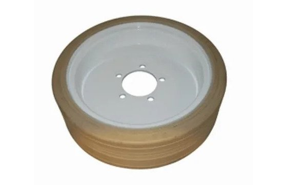 16x5x12 SkyJack Non-Marking Wheel 132285 - White