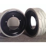 JLG 2030ES, 2630ES, 2646ES, & 3246ES Solid Tire & Wheel Assembly