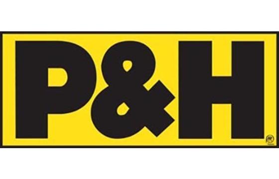 P&H Cranes Joystick #V6543611