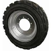 Reconditioned 240/55D17.5 Foam-Filled Tires (Black) for JLG E450AJ SKU #240/55D17.5-RT-Black