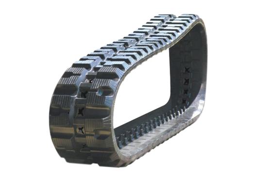 """Dominion 450X71X82 18"""" Rubber Track for Caterpillar E70"""