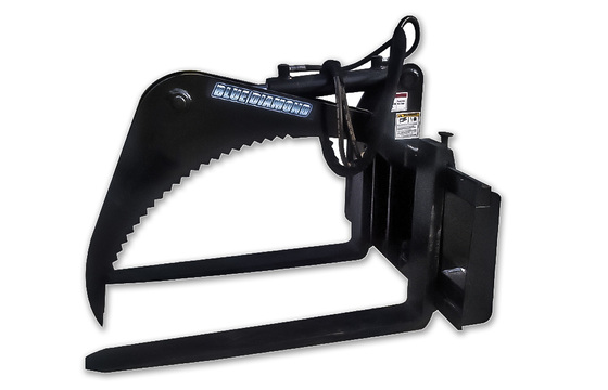 """Grapple Fork, Mini Series With 36"""" Tines, Avant Mount"""