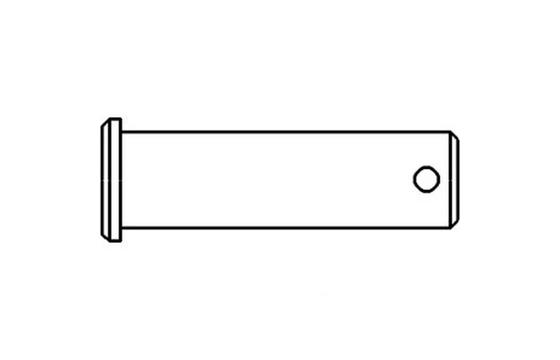 1-05112-52070 DRAWBAR PIN