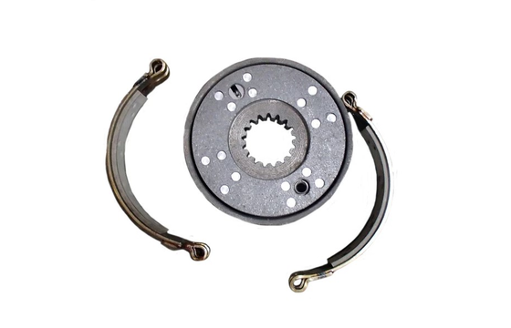 249022A3-A49796KIT_X2 QTY 2: BRAKE PACK ASSEMBLY WITH OIL SEAL