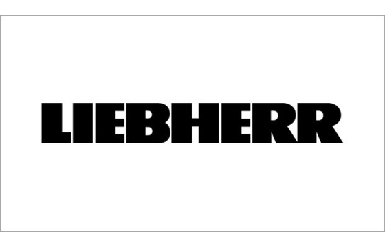 Liebherr 10084645 Warning Sign