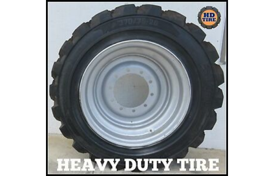 370/75-28 New Camso Foam Filled 14 Ply Tire 370X75X28, 370-75X28 Tyre x2