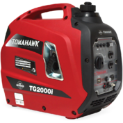 Tomahawk TG2000i Factory Reconditioned Portable Inverter Generator