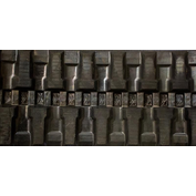 400X72.5X72 Rubber Track - Fits IHI Models: 45 / 45J / 45X / 45UJ / 55LX, T Block Tread Pattern