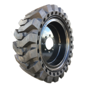 SKS-Airide Premium Solid Skid Steer Tire 31x10-20 - Replaces 10-16.5