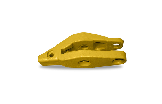 """1 3/4"""" Lip Bucket Tooth Adapter & Adapter Cover, Part 1U1357"""