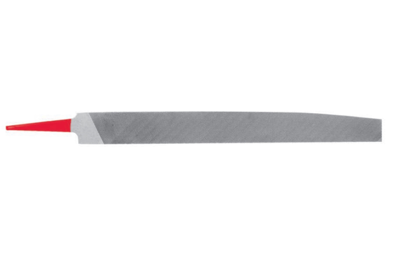"""Simonds 10"""" Knife Second Cut File, Pack of 12, Part 73503500"""