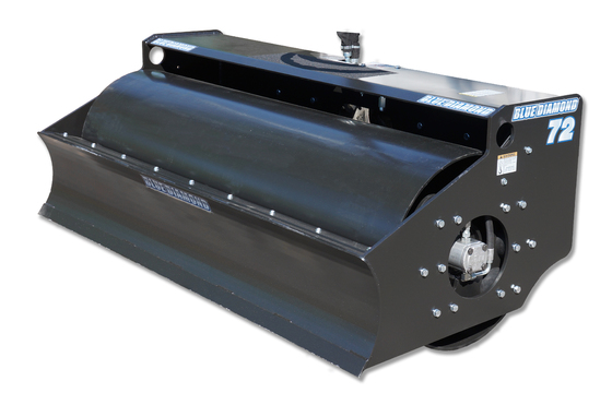 """Vibratory Roller, 84"""" Smooth"""