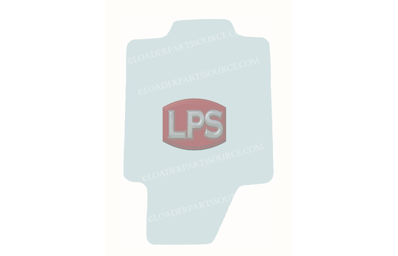 Lexan Polycarbonate Replacement for Door Glass Replaces New Holland OEM 47405929