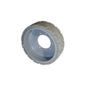 Genie Z-30, Z-33, & Z-34 Solid Tire & Wheel Assembly - Rear