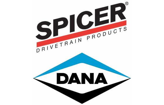 SPICER DANA Nut, Part 357.14.139.01