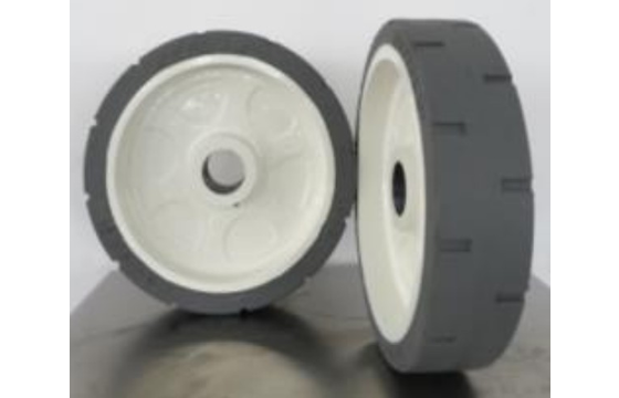 12x3 (31.8) Snorkel TM12 Scissor Lift Tire & Wheel Assembly - Front