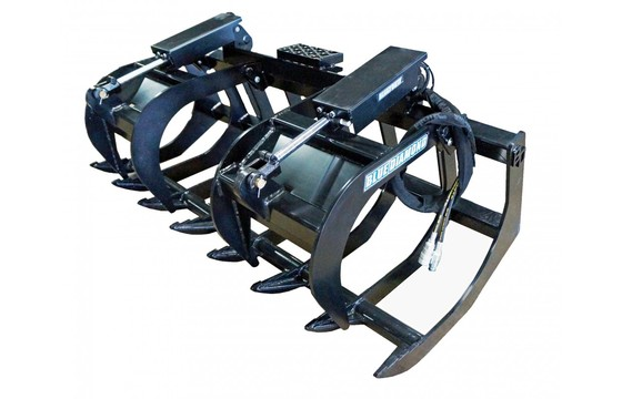 """Root Grapple 66"""" Hd, Dual Clamps"""