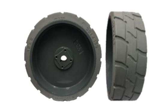 15x5 (38) Tire - Haulotte Compact 10 Scissor Lift